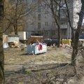 На перехресті Щорса і Котовського відкрився безкоштовний секонд-хенд