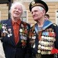 C 1 мая минимальная пенсия участников боевых действий, которым исполнилось 85 лет, составит 2 тысячи 548 гривен