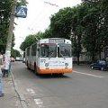 В Житомирі змінено рух транспорту під час святкування Дня Перемоги та поминальних днів