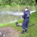 На Житомирщині втопився чоловік
