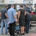 В Житомире в районе Старого Бульвара Fiat сбил 12-летнего мальчика. ВИДЕО
