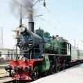 В Житомире маневровый локомотив переехал мужчину, перерезав его пополам