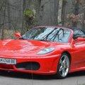 У Житомирі Ferrari можна купити за $ 60 тис.