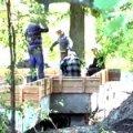 В Житомире начали жилую застройку территорий гидропарка. ВИДЕО