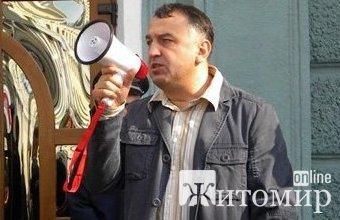 Володимир Тітов: «Адмінреформа перетворить Житомир на місто-привид»