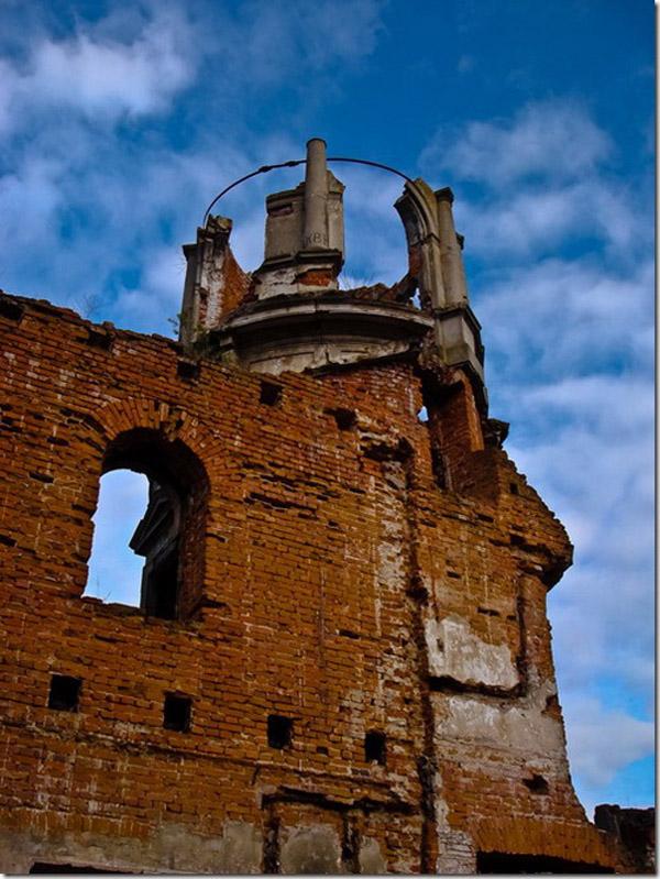 За фото на розвалинах замку Терещенка в Тригір'ї беруть 150 гривень