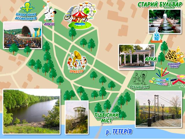 Сьогодні влада Житомира проведе у парку Гагаріна та Гідропарку тиждень сталої енергетики «Місто сонця». План заходів