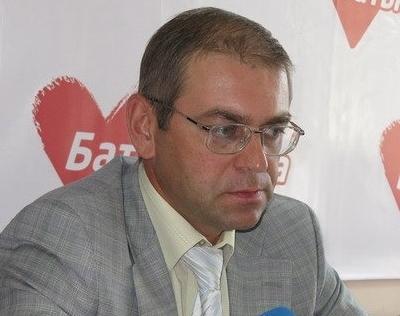 Сергій Пашинський: Гриценко – музичний інструмент, на якому добре грає влада