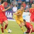 Україна розгромила Чорногорію у відборі на чемпіонат світу-2014. ВІДЕО