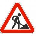До уваги водіїв!  У столиці тривають ремонтні роботи по реконструкції проспекту Перемоги