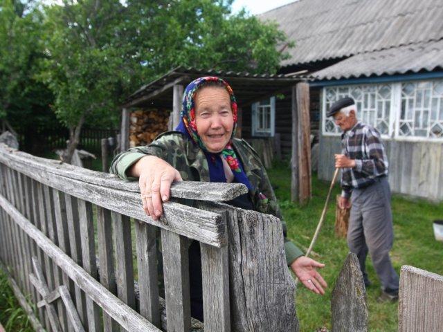 У селі Виступовичі на Житомирщині лишилося 12 жителів. ФОТО