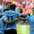 Уругвай фантастично вийшов у півфінал Кубка Конфедерацій. ВІДЕО