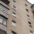 Однорічна дитина впала з 5 поверху у Житомирі. ВІДЕО