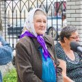 Мешканці Житомирщини продовжують протестувати проти титанових кар'єрів. ФОТО