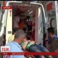 Туристичний автобус перекинувся в Туреччині