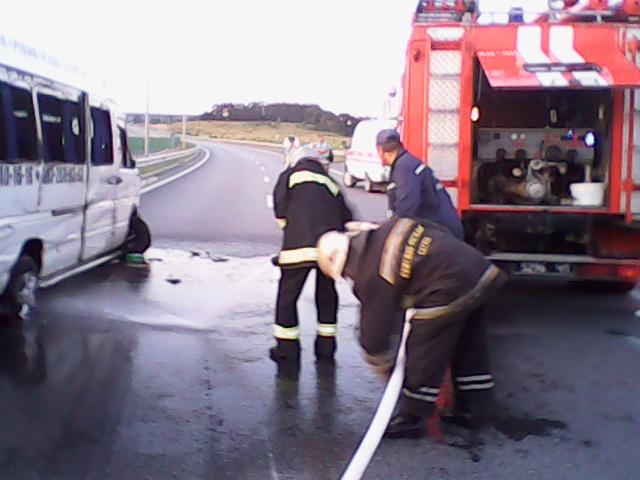 Через ДТП на Житомирщині 7 осіб доставлено до лікарні. ФОТО