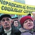 Чорнобильці оголосили безстрокове голодування під стінами Кабінету Міністрів України