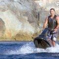 Кличко вместе с Шуфричем и красотками в купальниках отдыхает на яхте в Ибице. ФОТО