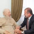 Церковь Московского патриархата наградила Балогу. ФОТО