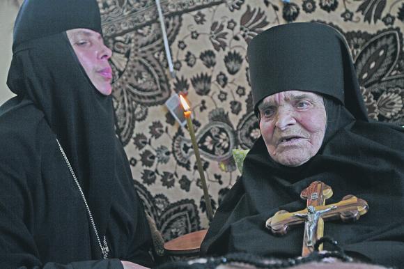 102-летняя монахиня из Житомира рассказала свою тайну. ФОТО