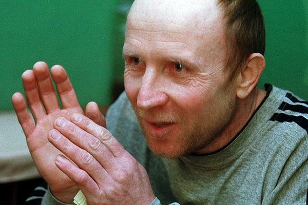 «Украинский зверь» Анатолий Оноприенко скончался вчера от нарушения сердечного ритма
