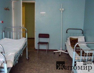 10 дітей госпіталізовано з менінгітом у Житомирській області