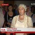На Житомирщині жінки бунтують проти медичної реформи. ВІДЕО