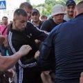 Один из обвиняемых в нападении на журналистов признал свою вину