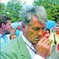 ..І тут Ющенко — наче з бодуна...