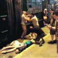 Кияни ледь не влаштували самосуд над водієм тролейбуса, з якого випала жінка