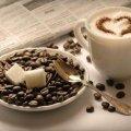 Кава з цукром покращує роботу мозку