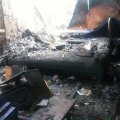 На Житомирщині п'яна мати залишила трирічного сина помирати в палаючому будинку