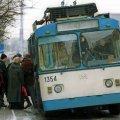 У Житомирі відновили тролейбусний маршрут №8