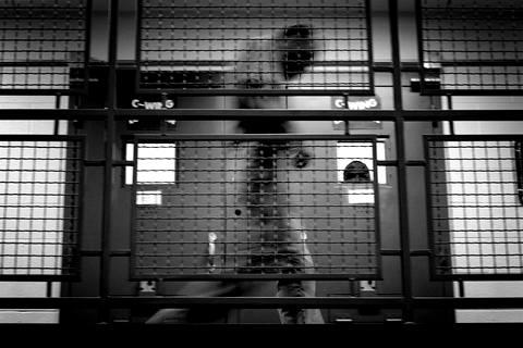 Американская тюрьма для психбольных.ФОТО