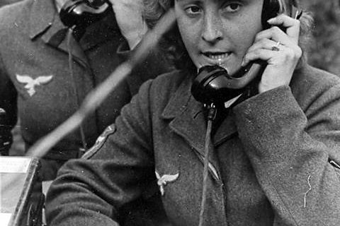 Немецкие женщины во Второй мировой войне: цифры и фото