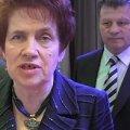 Іменинниця Людмила Янукович розповіла про привітання президента. ВІДЕО