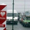 На украинско-польской границе обнаружили контрабандную технику и одежду известных брендов на 15 млн. гривен