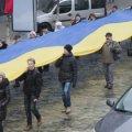 В Україні кількість прихильників об'єднання з Росією впала до рекордно низької за три роки позначки - опитування