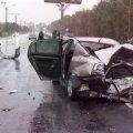 Потрійне ДТП у Криму: загинули дві людини, ще троє травмовані