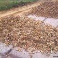 Житомирщина: получи зарплату щебенкой