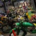 Скандальная кража ретро-мотоциклов в Крыму завела милицию в тупик