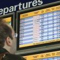 Через туман в аеропорту Жуляни скасували сім рейсів, 12 затримуються