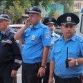 Под Житомиром на авто с милиционерами упал 5-килограммовый камень