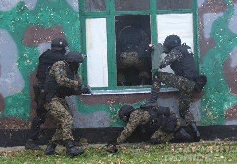 Як на Житомирщині СБУ терористів ліквідовувала. ФОТО