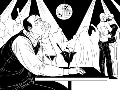 Профессия: уборщица в гей-клубе