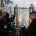З Михайлівської вулиці приберуть «Мистецьку алею»