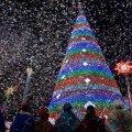 Київ почне святкувати Новий рік 14 грудня