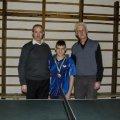 В Житомирі визначили переможця з настільного тенісу серед спортсменів інвалідів