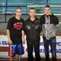 На чемпионате Украины по боксу житомирские боксёры взяли серебро и бронзу