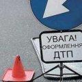 На выезде из Житомира случилось ДТП